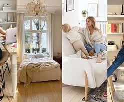 """Mieszkanie Kasi Tusk to raj dla instagramerek: stonowane barwy, stylowe dodatki i żyrandol... """"z listów do nieba"""" (ZDJĘCIA)"""