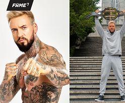 """Stifler ogłasza swój debiut w Fame MMA. Fani: """"Jedziesz mordo!"""" (FOTO)"""