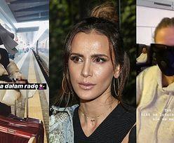 """Sara Boruc gani fashionistki: """"Niech ktoś mi wytłumaczy, dlaczego Tygodnie Mody W OGÓLE SIĘ ODBYWAJĄ?"""""""