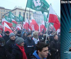 Narodowcy pochwalili się plakatem Marszu Niepodległości. Z BŁĘDAMI...