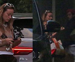 Harry Styles i Olivia Wilde przyłapani pod willą muzyka w Los Angeles (ZDJĘCIA)