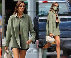 Irina Shayk z Bradleyem Cooperem znów RAZEM zajmują się córką (ZDJĘCIA)