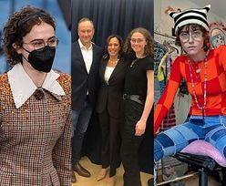 Oto Ella Emhoff - pasierbica Kamali Harris, która PODBIJA świat mody (ZDJĘCIA)