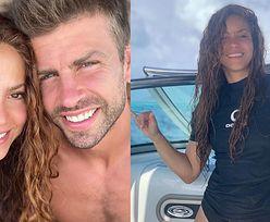 Romantyczna Shakira z Gerardem Pique na wakacjach (FOTO)