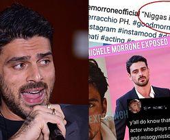 Zagraniczni internauci oskarżają Michele Morrone o RASIZM