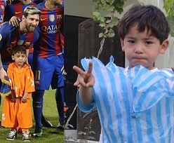 """Chłopiec od """"koszulki Messiego"""" przeżył koszmar! """"Pojawiły się GROŹBY"""""""