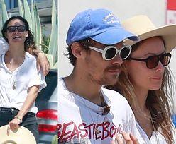 Beztroscy Harry Styles i Olivia Wilde spacerują po Los Angeles, nie szczędząc sobie czułości (ZDJĘCIA)