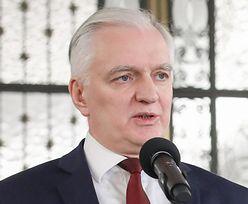 """Jarosław Gowin podał się do dymisji! """"Chciałem przesunięcia wyborów, ale moją propozycję odrzucono"""""""