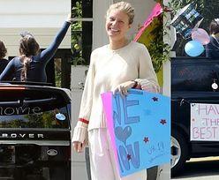 Gwyneth Paltrow urządziła synowi przyjęcie urodzinowe w… SAMOCHODZIE! (ZDJĘCIA)