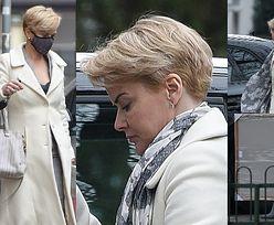 Markotna Monika Zamachowska kupuje NOWY OBRAZ do mieszkania, z którego wyprowadził się Zbyszek (ZDJĘCIA)