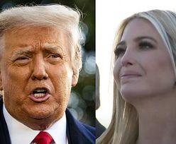 Ivanka Trump SZLOCHA, patrząc jak Donald Trump opuszcza Biały Dom (WIDEO)