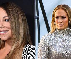 """Mariah Carey wciąż neguje egzystencję Jennifer Lopez: """"NIE ZNAM"""""""