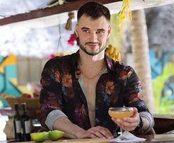 """""""Hotel Paradise"""": nowy uczestnik Darek JUŻ WYSTĘPOWAŁ W KILKU PROGRAMACH! Odrzucili go w """"Top Model""""..."""