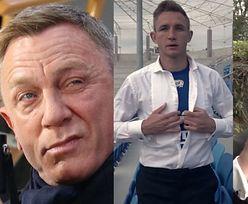 Tymczasem w polskiej piłce: Jakub Rzeźniczak myśli, że jest kolejnym Jamesem Bondem... Faktycznie podobny?