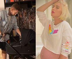 Syn Maffashion będzie jeździł TAKIM SAMYM wózkiem, jakim po Beverly Hills porusza się córka Katy Perry (FOTO)
