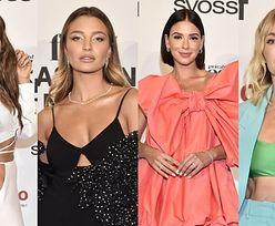 Flesz Fashion Night 2021. Zmysłowa Julia Wieniawa, Klaudia Halejcio jako wielka kokarda, odmieniona Anna Wyszkoni (ZDJĘCIA)