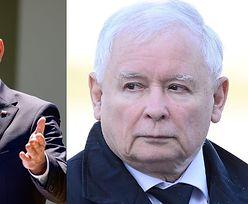 """Łaskawy Jarosław Kaczyński POZWALA Andrzejowi Dudzie mieć własne zdanie: """"Jest prezydentem, MA PRAWO"""""""