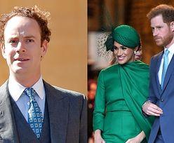 """Najlepszy przyjaciel księcia Harry'ego OSTRZEGAŁ go przed ślubem z Meghan Markle? """"Sugerował, by zwolnili trochę tempo"""""""