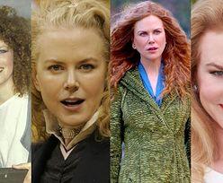 """Metamorfoza Nicole Kidman: od """"dziewczyny z sąsiedztwa"""" do niedoszłej ofiary chirurgów plastycznych (ZDJĘCIA)"""