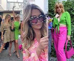 Celebrytki lansują się na imprezie Jessiki Mercedes: Julia Wieniawa, Anna Skura, Sandra Kubicka, Iga Krefft... (ZDJĘCIA)