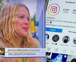 """Sukces Jessiki Mercedes: przez 2 sekundy opowiadała w """"Faktach"""" o AWARII Instagrama!"""