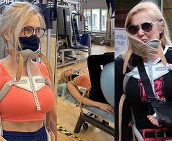 Sylwia Wysocka walczy o powrót do zdrowia po BRUTALNYM POBICIU (ZDJĘCIA)