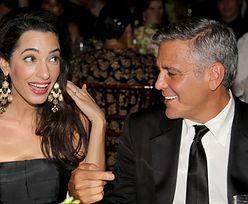 Amal Clooney JEST W CIĄŻY?!