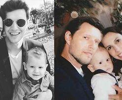 """Sasha Knezevic chwali się rodzinnym szczęściem. Fani: """"Pięknie razem wyglądacie"""""""