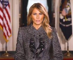"""Melania Trump OBŚMIANA podczas pożegnania z Białym Domem: """"NAJWYŻSZA PORA!"""""""