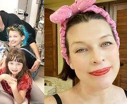 Milla Jovovich URODZIŁA! Znamy płeć i imię dziecka (FOTO)