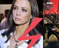 """Kinga Rusin bojkotuje orzeczenie TK: """"PiS chce, żeby kobiety rodziły USZKODZONE PŁODY!"""""""