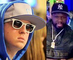 """Krzysztof Gojdź spotkał 50 Centa. """"The biggest star, a normal guy"""""""