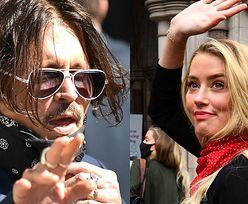 """Johnny Depp """"wyje jak pies"""" na pokładzie prywatnego samolotu i krzyczy na Amber Heard, że zdradziła go z """"GWAŁCICIELEM"""" Jamesem Franco!"""