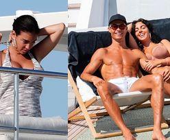 Cristiano Ronaldo i Georgina Rodriguez opalają boskie ciała na jachcie za 26 milionów złotych (ZDJĘCIA)
