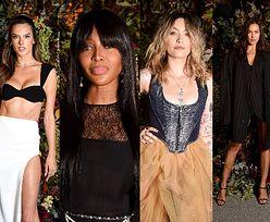 """Gwiazdy świętują stulecie francuskiego """"Vogue'a"""": Naomi Campbell, Irina Shayk, Alessandra Ambrosio, Paris Jackson... (ZDJĘCIA)"""