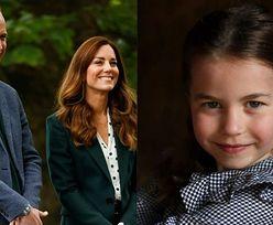 Książę William i Kate Middleton pokazali nowe zdjęcie Charlotte. Ujęciem wsparli... ochronę motyli (FOTO)
