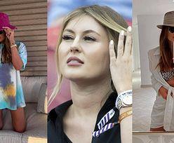 """Paulina Piątek chwali się na Instagramie """"wyrafinowanym"""" gustem, prezentując stylizacje warte majątek. Przebije Marinę? (ZDJĘCIA)"""