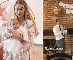 Sylwia Przybysz i Jan Dąbrowski świętują chrzciny drugiej córki (ZDJĘCIA)