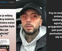 Odklejony Malik Montana PONIŻA 19-letnią blogerkę po tym, jak oskarżyła go o SEKSIZM (ZDJĘCIA)