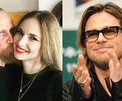 """Sukces Brada Pitta! Zagra w filmie z żoną Piotra Adamczyka: """"To produkcja NA SKALĘ ŚWIATOWĄ"""""""