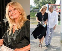 Festiwal Dwa Brzegi. Grażyna Torbicka zadaje szyku w eleganckiej stylizacji (ZDJĘCIA)