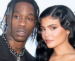 """Travis Scott POTWIERDZA, że pogodził się z Kylie Jenner. """"KOCHAM CIĘ, ŻONKO"""" (ZDJĘCIA)"""