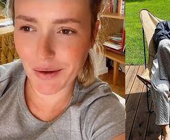 """Olga Frycz żali się fanom: """"Od sierpnia nie zrobiłam sobie dnia wolnego, a jestem w 9. MIESIĄCU CIĄŻY"""""""