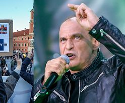 """Paweł Kukiz zniesmaczony protestami w dniu miesięcznicy smoleńskiej: """"Przekroczenie wszelkich granic, PERFIDNE I NIELUDZKIE"""""""