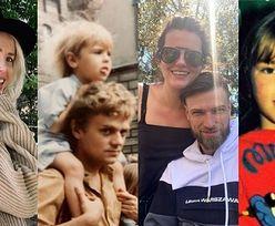 Dzień Dziecka. Gwiazdy prezentują zdjęcia z dzieciństwa i świętują z pociechami (ZDJĘCIA)