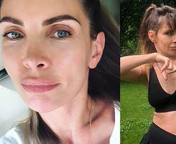 """""""Pragmatyczna"""" Agnieszka Dygant chwali się selfie bez makijażu: """"Wakacyjne ZERWANIE TAPETY"""" (FOTO)"""