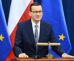 """Mateusz Morawiecki ogłasza: """"Wygraliśmy pierwszą bitwę w wojnie z drugą falą pandemii"""""""