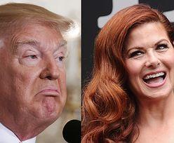 """Debra Messing życzy Donaldowi Trumpowi... GWAŁTU?! """"Obyś stał się najpopularniejszym chłopakiem w więzieniu"""""""