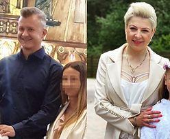 Dawid Narożny z Pięknych i Młodych WYCIĄŁ eksmałżonkę z komunijnego zdjęcia córki! (FOTO)