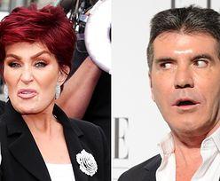 """Sharon Osbourne atakuje Simona Cowella: """"On nie znosi LUDZI Z NADWAGĄ"""""""